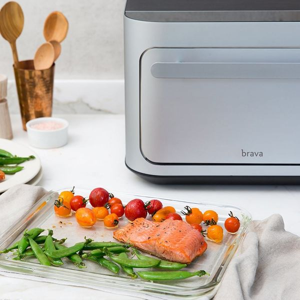 This Smart Oven Takes the Guesswork and Stress Out of Home Cooking
