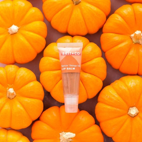 Say Hello to Our New Pumpkin Spice and Everything Nice Lip Balm