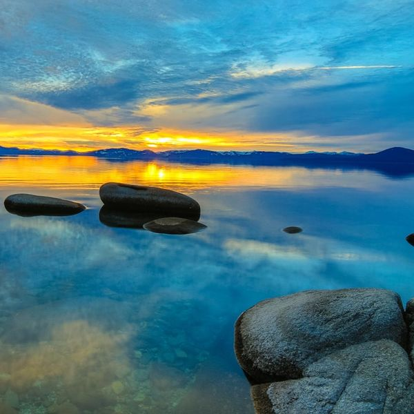 10 Reasons to Visit Lake Tahoe in the Fall
