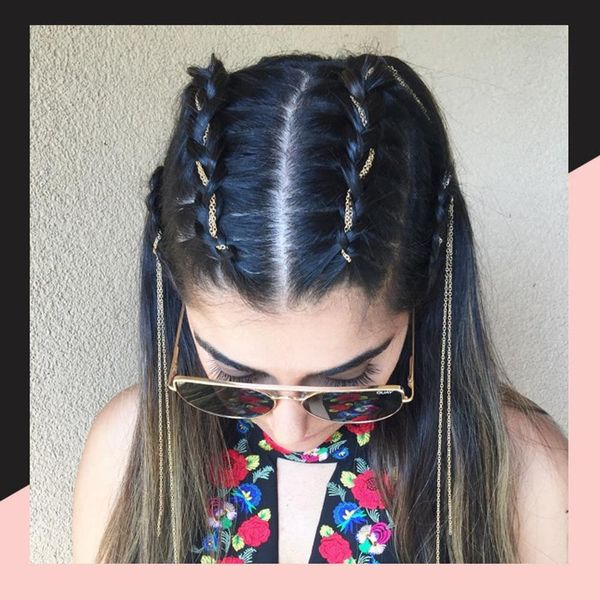 Hair Jewelry Is Here to Transform Your Holiday Hairdo