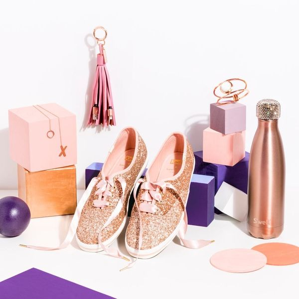 Holiday Gift Ideas for the Gal Who Can't Get Enough of Rose Gold