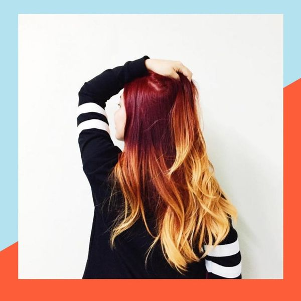 13 Vibrant Hair Colors Inspired by Fall Foliage