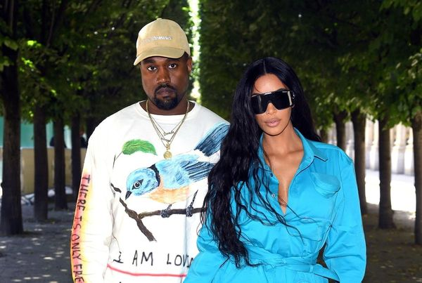Kim Kardashian West Says She Had to 'Let Go' of Her Independence When She Married Kanye West