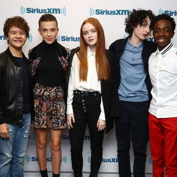 """You Won't Believe How Different the Cast of """"Stranger Things"""" Looks IRL"""