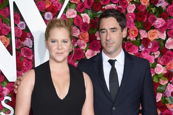 Amy Schumer Is Pregnant and Expecting Her First Child With Husband Chris Fischer
