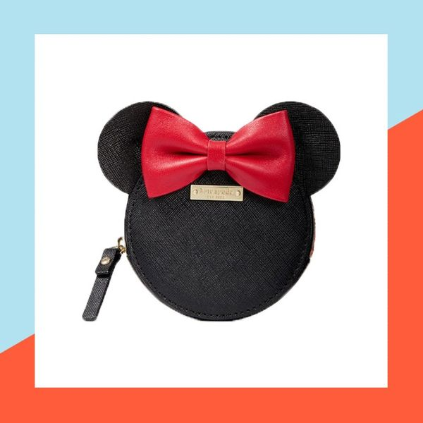 Kate Spade Expanded Its Minnie Mouse Collection With Lots of Pretty New Things