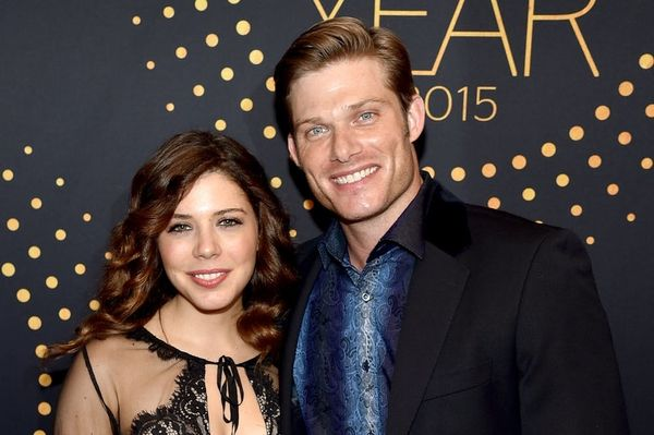 'Grey's Anatomy' StarChris Carmack Marries Girlfriend Erin Slaver