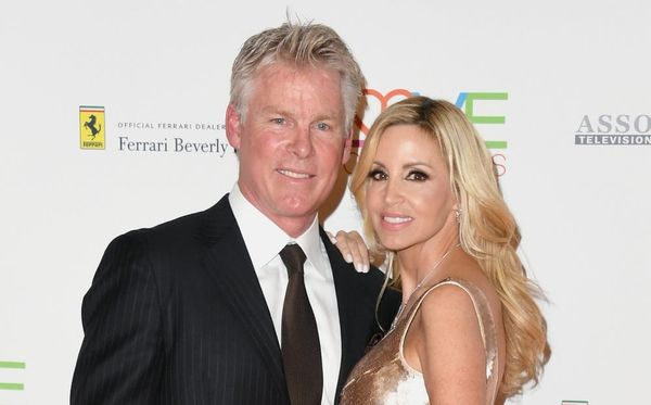 'Real Housewives of Beverly Hills' Star Camille Grammer Is Married!