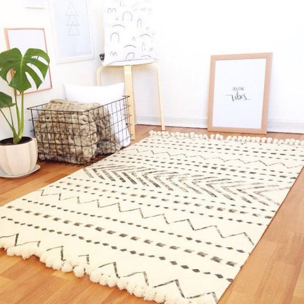 The Rug Trend We Can't Get Enough of for Fall — or Any Season Really