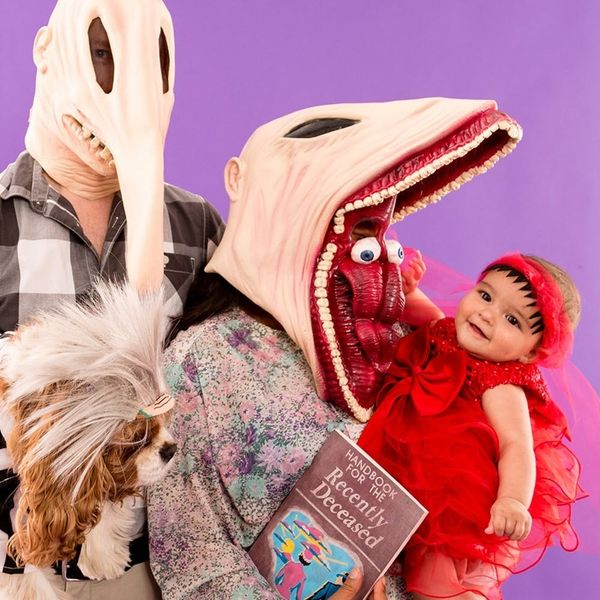 5 Family Halloween Costumes Inspired by Classic '80s Movies