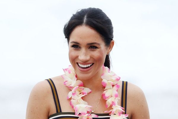 Meghan Markle Opens Up About How She's Dealing With Pregnancy Symptoms on the Royal Tour