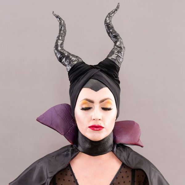 Forget About Princesses — This DIY Maleficent Costume Will Help You Slay Halloween