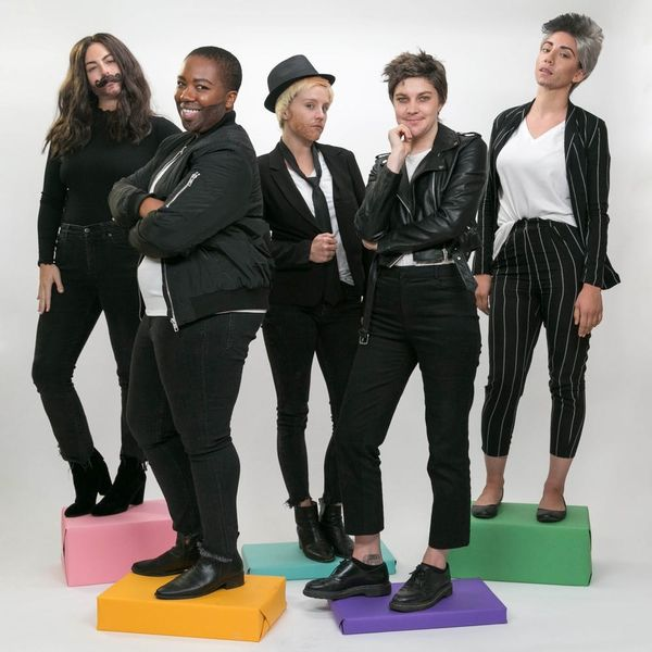 Make Over Your Fab Five for This 'Queer Eye' Group Halloween Costume