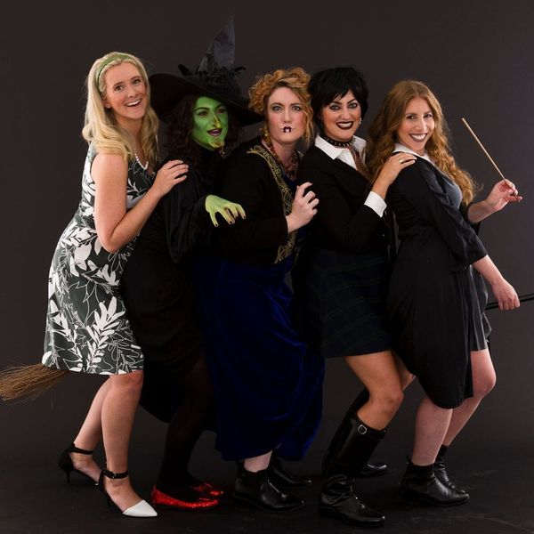 These Spellbinding Group Witch Costumes Will Slay Halloween