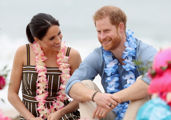 Prince Harry Just Revealed a Baby Name He Likes for a Girl