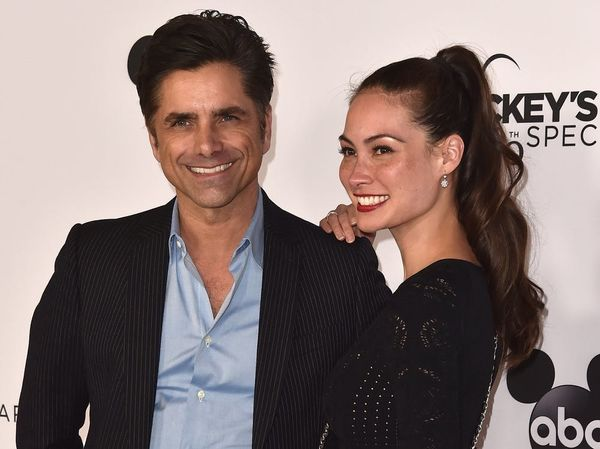 John Stamos Can't Help But Get Emotional While Talking About His Baby Boy