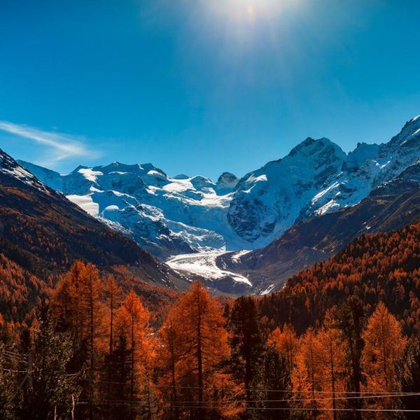 Swiss Bliss: 10 Reasons Why Switzerland Should Be Your Fall Vacation Spot