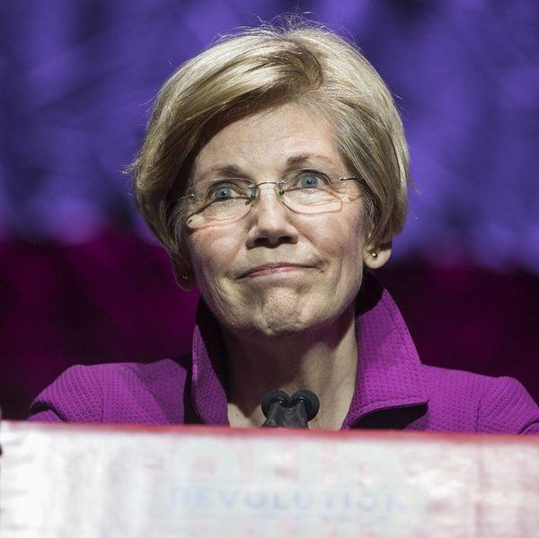 "Senator Elizabeth Warren Shared Her Own Terrifying #MeToo Story on ""Meet the Press"""