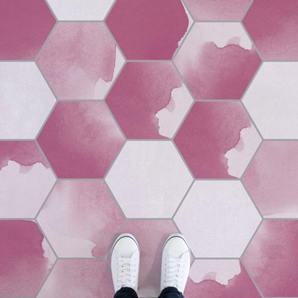 Make a Splash With These Watercolor Tiles in Your Home