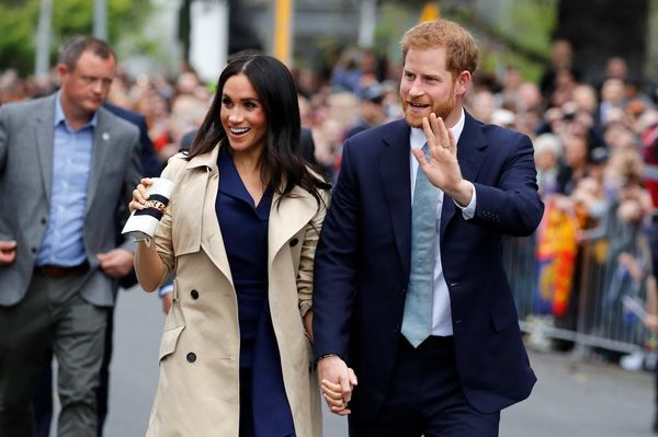 Meghan Markle Says She and Prince Harry Already Have a 'Long List' of Baby Names