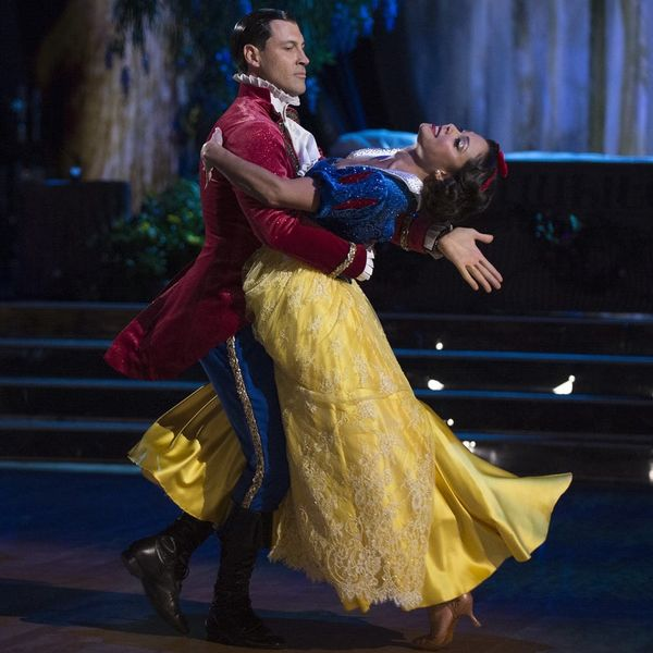 See Dancing With the Stars' Disney Night Costumes!
