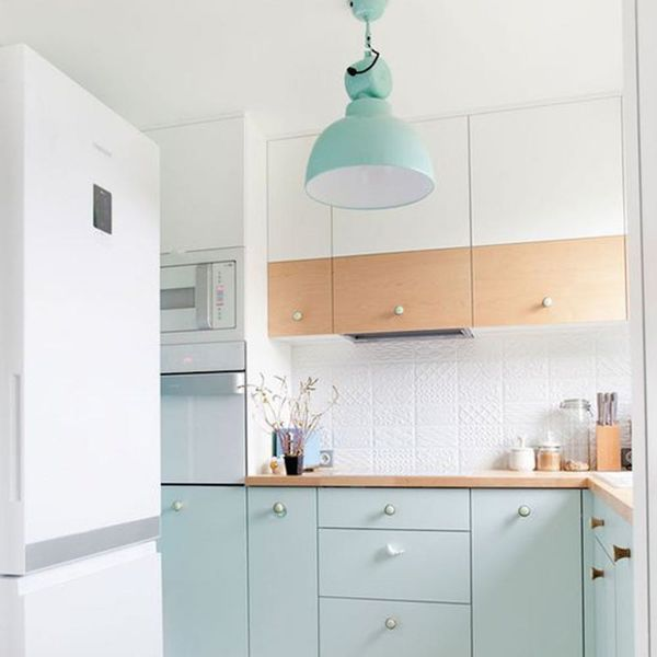 This Trendy Kitchen Color Will Brighten Up Your Space