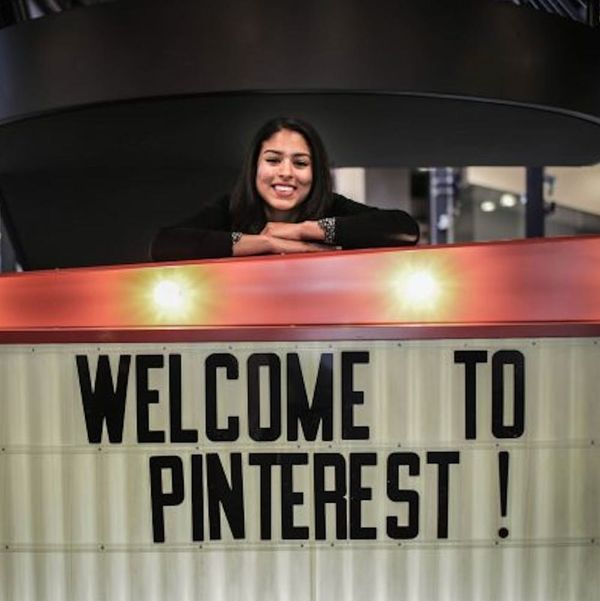 This Pinterest Software Engineer Is a Tech Ambassador for Future Latina Coders