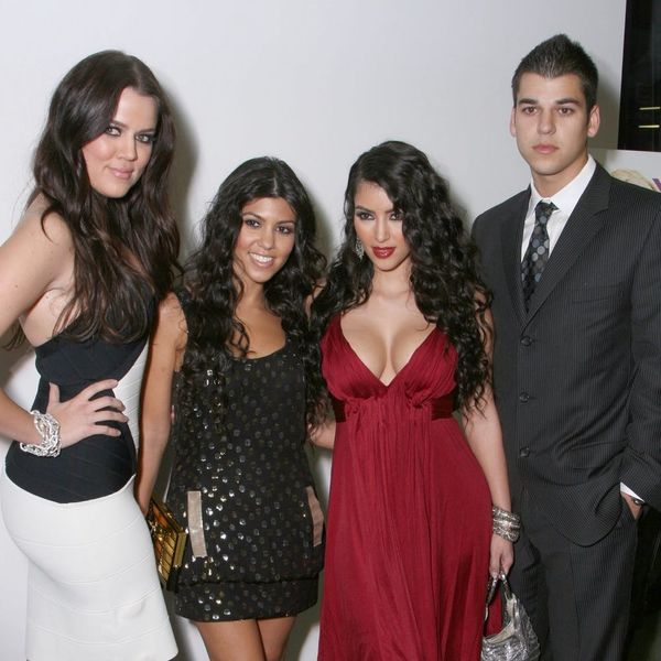 """""""Keeping Up With the Kardashians,"""" Then and Now"""
