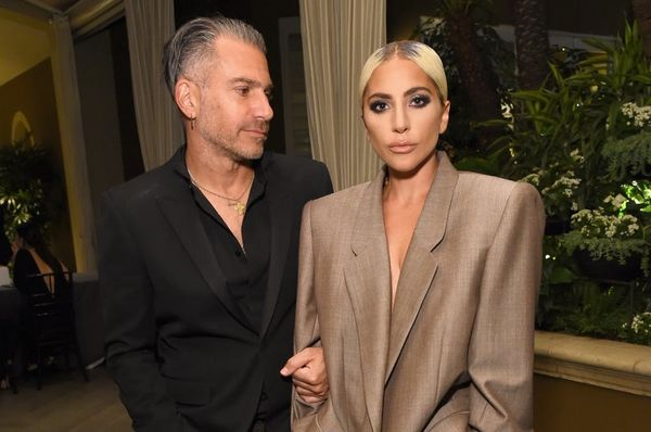 Lady Gaga Just Confirmed HerEngagementto Fiancé Christian Carino