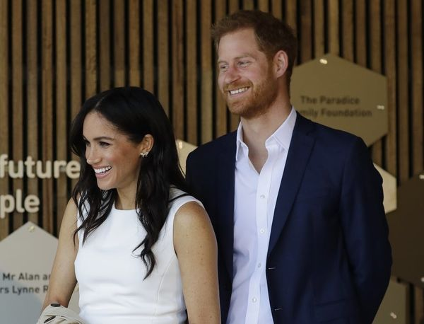 Prince HarryAddressed Meghan Markle's Pregnancy for the First Time in Australia