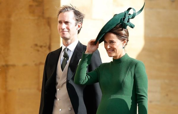 Pippa Middleton Just Welcomed Her First Child With James Matthews