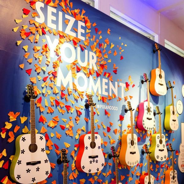 """Disney/Pixar Celebrate """"Coco"""" With an Interactive Music Experience at #CreateGood"""
