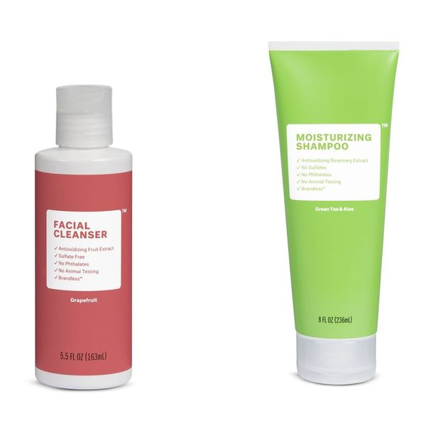 Every Product from Brandless' New Beauty Collection Is Just $3