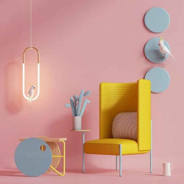 14 On-Trend Ways to Decorate With Pantone's Spring 2018 Color Palette
