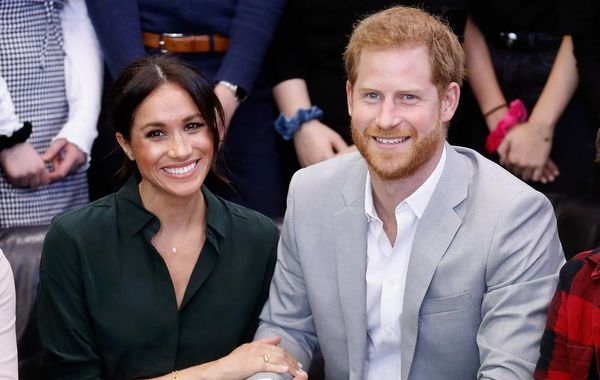 Meghan Markle Is Pregnant and Expecting Her First Child With Prince Harry!