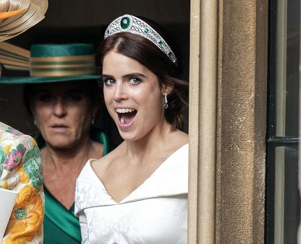 Princess Eugenie's Laid-Back Evening Wedding Reception Sounds Seriously Fun