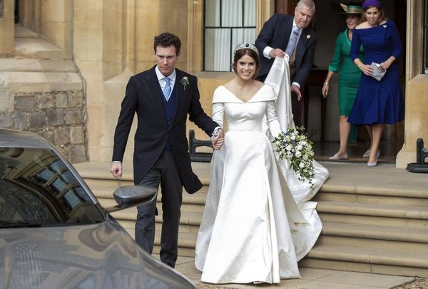 Princess Eugenie's Royal Wedding Weekend Reportedly Includes a Reception and a Next-Day Festival