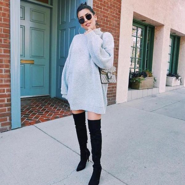 5 Date Night Outfit Ideas for When It's Cold Out