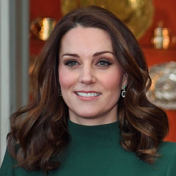 Kate Middleton Wears Her Most Fashion-Forward Look Yet