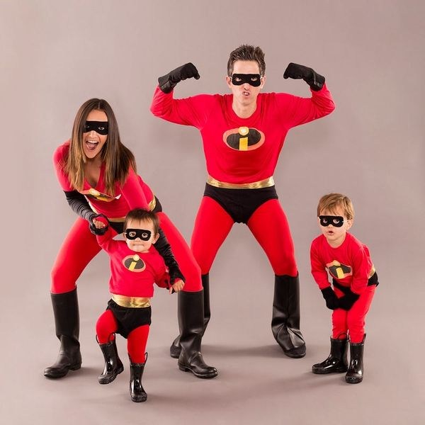Halloween Costume Ideas the Whole Family Will Love