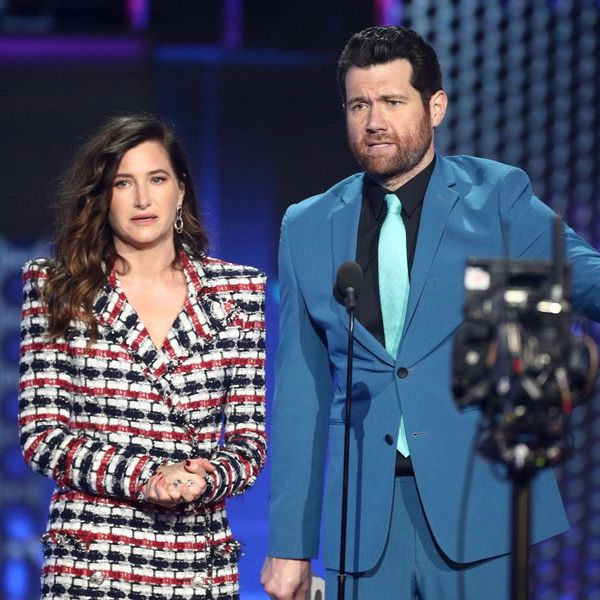 Billy Eichner Went Off-Script at the 2018 AMAs to Passionately Urge People to Vote
