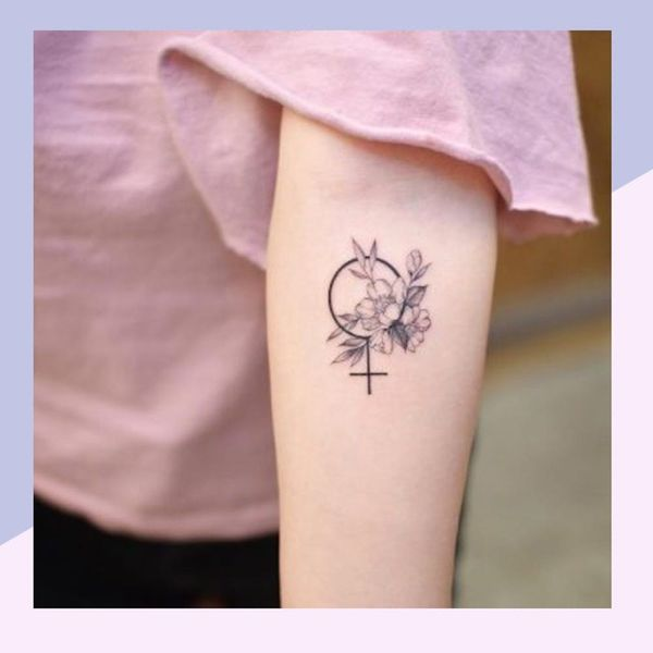 12 Feminist Tattoos That Celebrate Lady Power