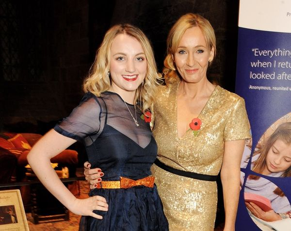 Harry Potter's Evanna Lynch Says J.K. Rowling Helped Her Overcome an Eating Disorder at Age 11