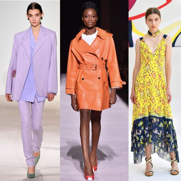 Every NYFW Spring '18 Trend That's About to Get Knocked Off