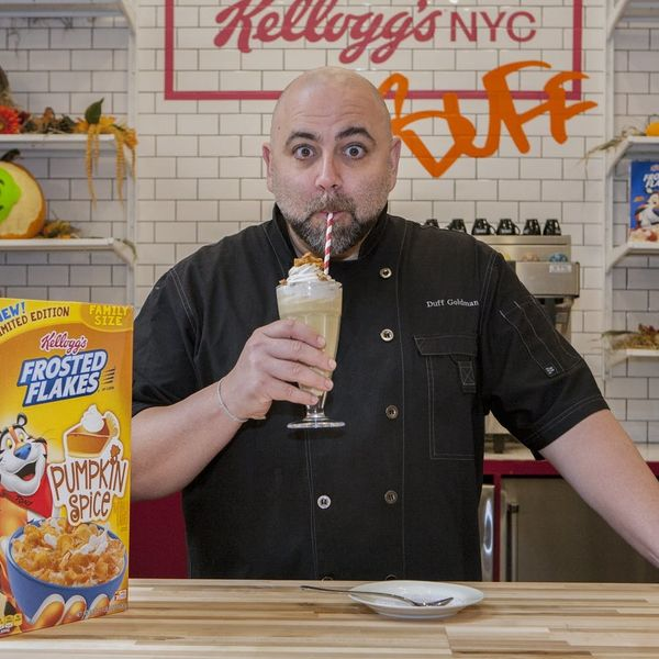 What Happens When the 'Ace of Cakes' Takes on Mac and Cheese