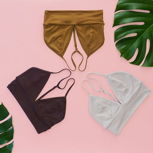 This Lingerie Brand Is Challenging What Nude Really Means
