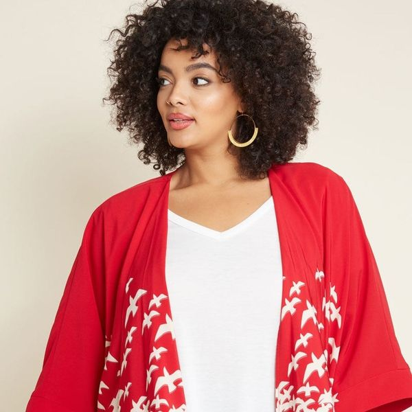 7 Kimonos We Can't Get Enough of This Fall