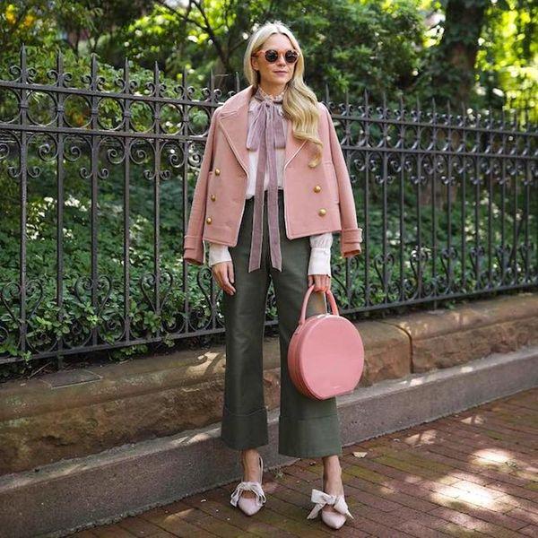 NYFW Spring '18's Best Street Style Looks