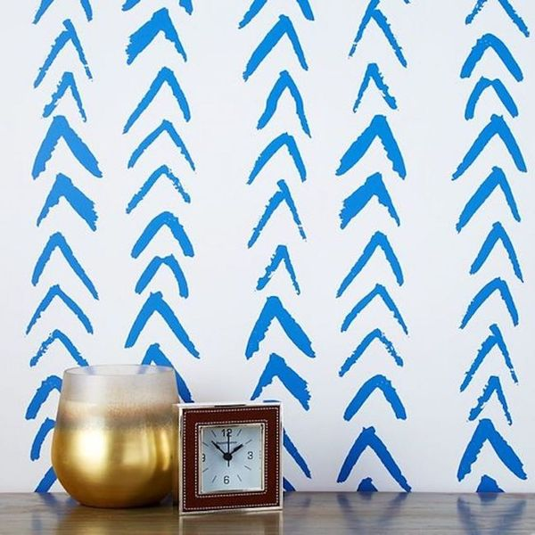 11 Printed Temporary Wallpapers for Every Room