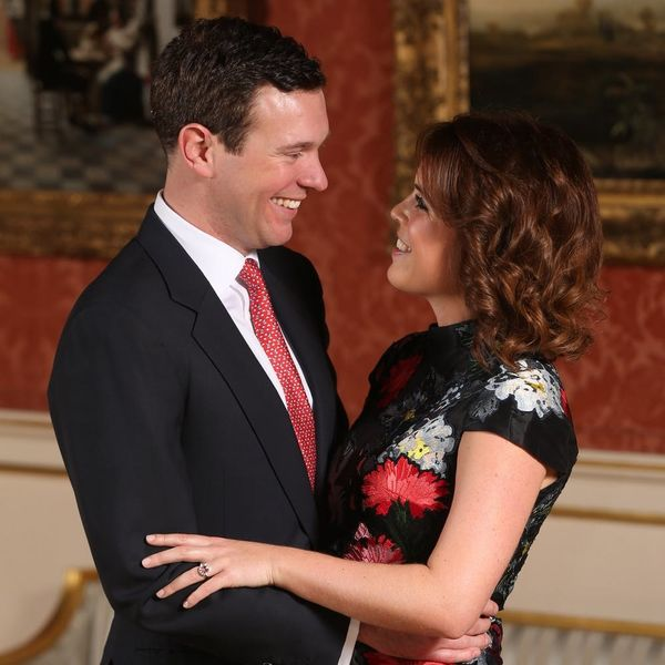 Princess Eugenie Shares New Details About Her Royal Wedding (Including the Cake!)